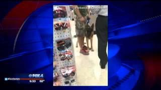 Service dog denied entry at Walgreen's thumbnail