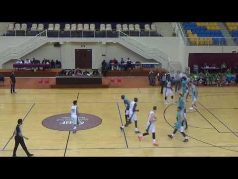 Larry Blair Basketball Al Wakrah vs Al Ahly 4