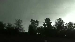 Tornado!  Overland Park (Kansas City), Kansas, May 25th, 2011 at noon.