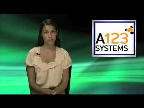 News Update: A123 Systems, Inc. (AONE) Raised to Buy at Deutsche Bank AG