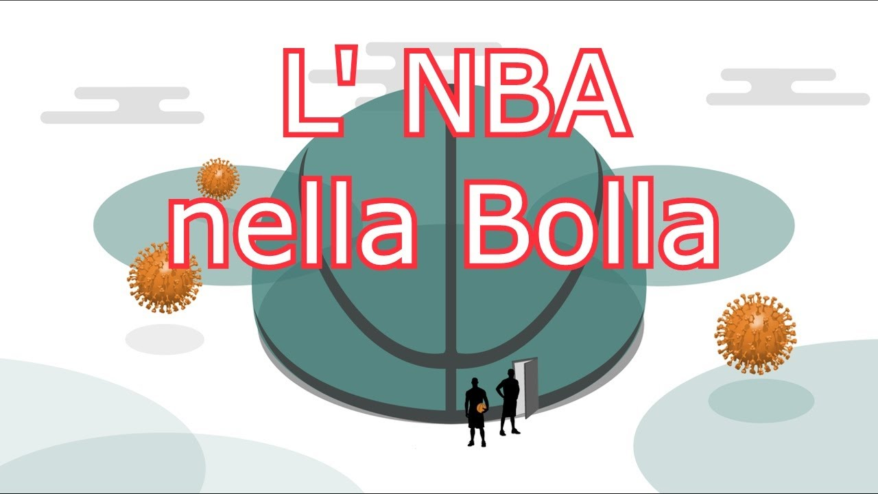 L'NBA nella Bolla