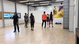 Jive - intermediate routine