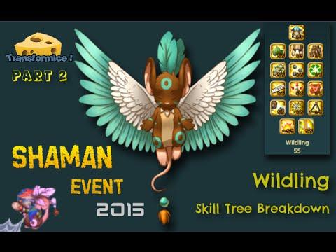 Transformice: Wildling Skill Tree Breakdown (Part 2)