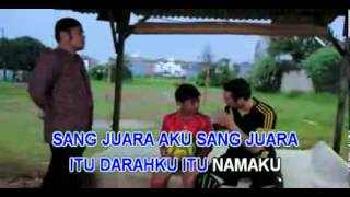 Tendangan Si Madun Ost  Tendangan Si Madun Lyrics   YouTube