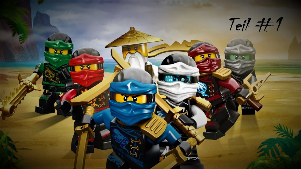 Ninjago Lego Film Deutsch