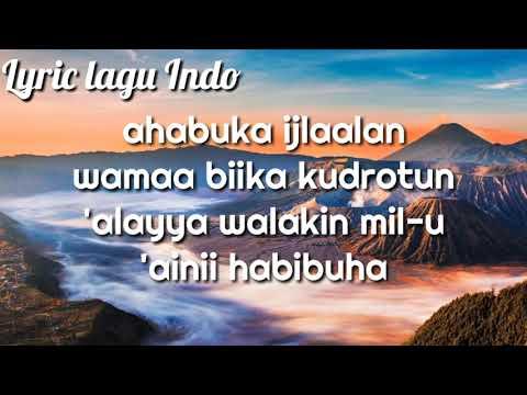 Syairan santri salafi - Cinta Dalam Diam (Lyric)