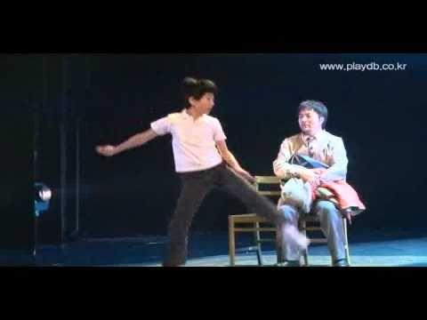 Musical Billy Elliot-ELECTRICITY (Korean Billy)
