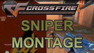 Crossfire (PH) -  Shanxi Sniper!
