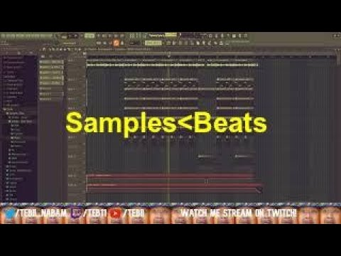 Turning a sample to a chill beat