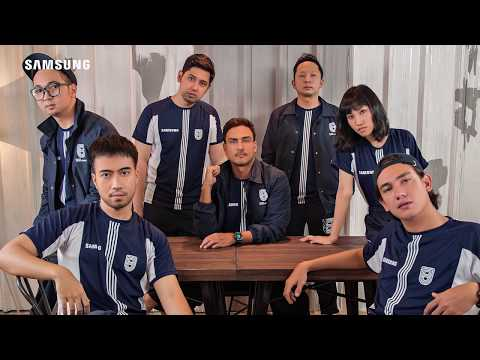 Samsung Indonesia: Introducing Galaxy Team For #AsianGames2018