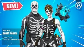 "SKULL TROOPER SKIN RETURN *CONFIRMED*! (Fortnite Battle Royale ""Halloween Skins"")"