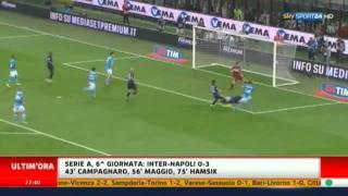 Inter-Napoli 0-3 1/10/2011