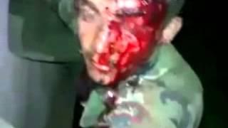 Сирия. Пленные солдаты сирийской армии