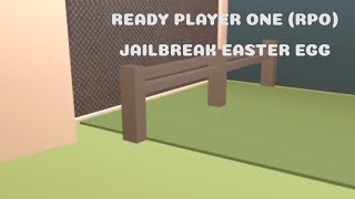 NEW ROBLOX JAILBREAK EASTER EGG (RPO)