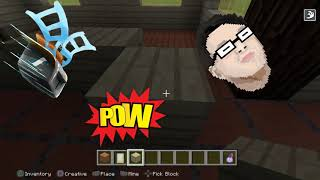 Minecraft|Billy|Building a wee house|Like&Sub