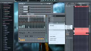 Видео урок по Fl Studio № 1.1 Сведение. Начало