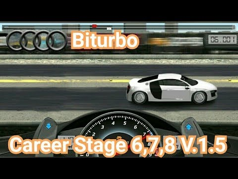 drag racing tune car biturbo for 3 career stage level 6 7. Black Bedroom Furniture Sets. Home Design Ideas