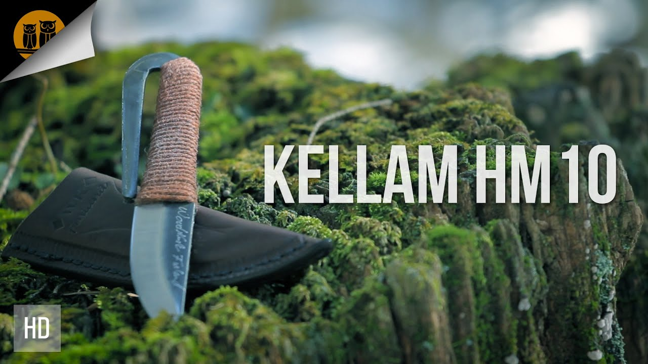 Kellam Knives HM10 | Fixed Blade EDC Knife