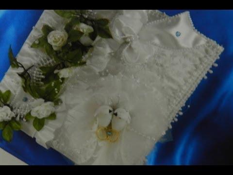 Como hacer un album de boda facilmente youtube - Decoracion de album de fotos ...