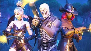 Fortnite Music Video- Halloween Event Special (The Score: Unstoppable)