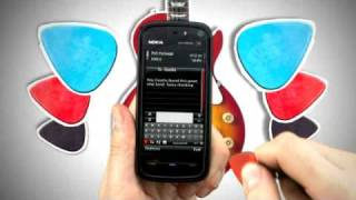 Nokia 5800 XpressMusic Hints and Tips 4 - Input Methods
