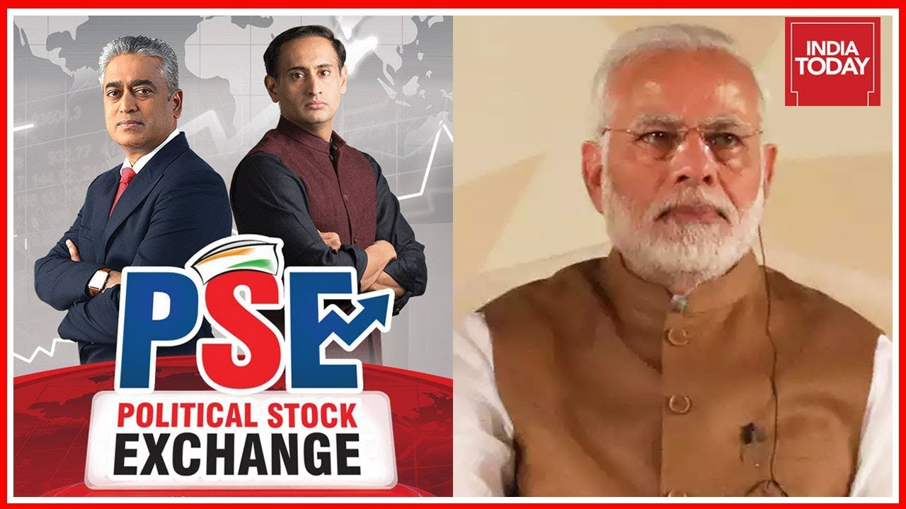 PM Modi's Popularity Dips In Goa Ahead Of 2019 Elections | Political Stock Exchange