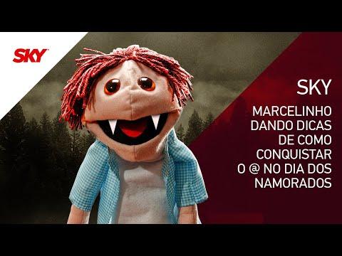 SKY | Marcelinho dando dicas de como conquistar o @ no Dia dos Namorados