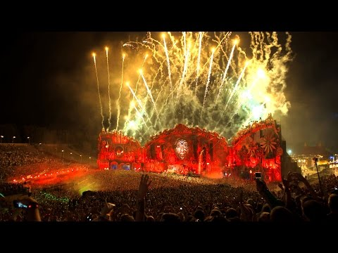 Dimitri Vegas & Like Mike - Live at Tomorrowland 2014 - ( FU