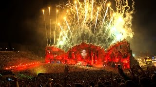 Video Dimitri Vegas & Like Mike - Live at Tomorrowland 2014 - ( FULL Mainstage Set HD ) download MP3, 3GP, MP4, WEBM, AVI, FLV September 2017