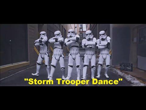 Star Wars Dance #Twerk - Imperial March (Goblins from Mars Trap Remix)