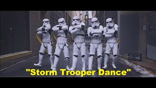 Star Wars Dance #Twerk - Imperial March (Goblins from Mars Trap Remix)