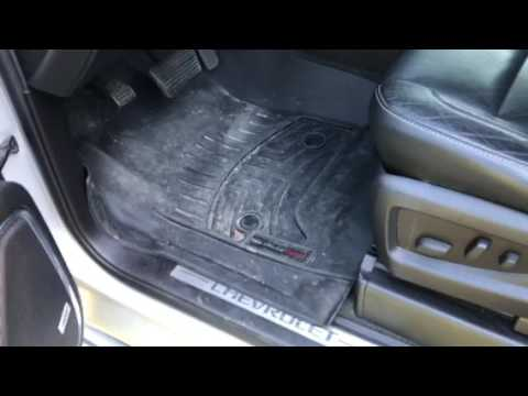 Removing A Weather Tech Floor Mat Youtube
