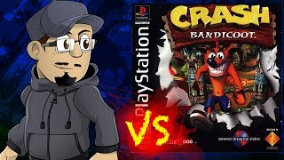 Johnny vs. Crash Bandicoot