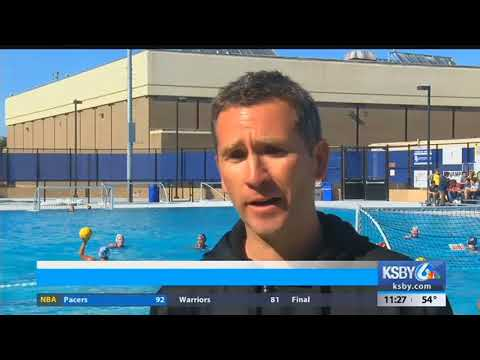 Morro Bay High School to host Cal vs San Diego State water polo match