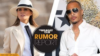 T.I. Twitter Video Pisses off Melania Trump, Spokesperson Calls for Boycott