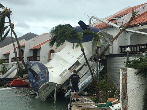 Simpson Bay Resort Hurricane Irma Sint Maarten Saint