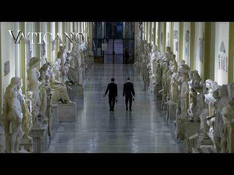 Inside the Vatican Museums  EWTN Vaticano Special