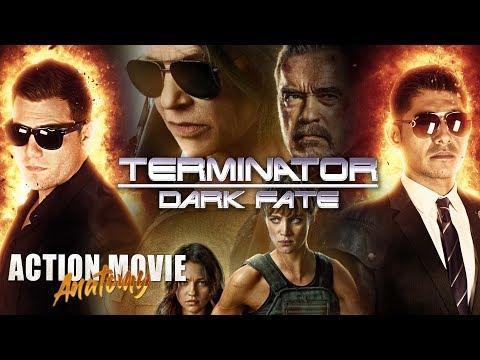 Terminator Dark Fate Action Movie Anatomy Youtube