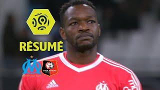 Olympique de Marseille - Stade Rennais FC (1-3)  - Résumé - (OM - SRFC) / 2017-18