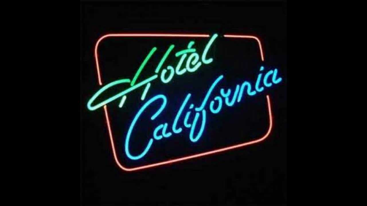 Hotel california jorge dominguez youtube for Hotel california