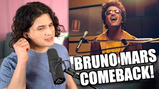 Download Vocal Coach Reacts to Bruno Mars & Anderson Paak - Leave the Door Open