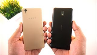 Oppo A37 vs Nokia 2 Speed Test [Urdu/Hindi]