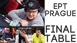 The EPT Prague Main Event Final Tablists