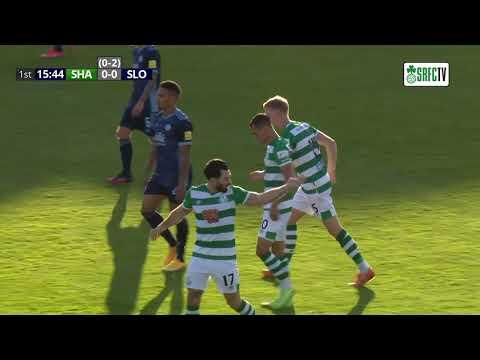 Match Highlights | Shamrock Rovers 2-1 Slovan Bratislava | 13 July 2021