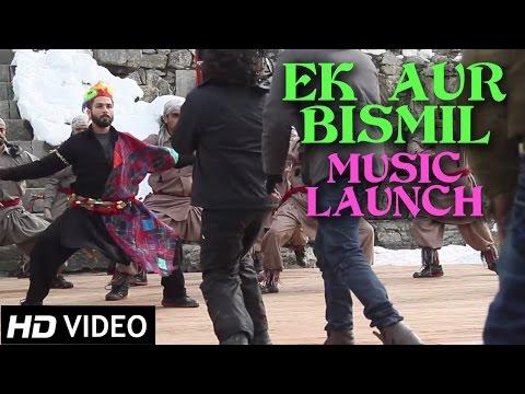 "Shahid Kapoor performs at ""Ek Aur Bismil"" Music Launch Event   Haider"