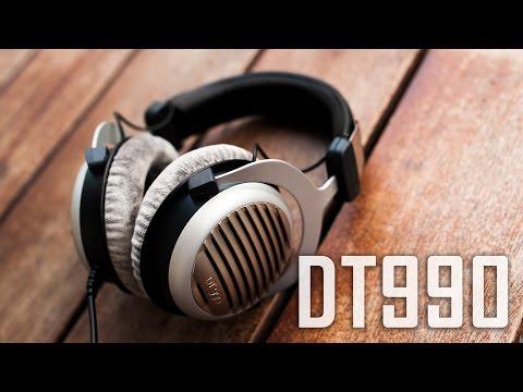 Beyerdynamic DT990 (250 ohms) Premium Headphones Review