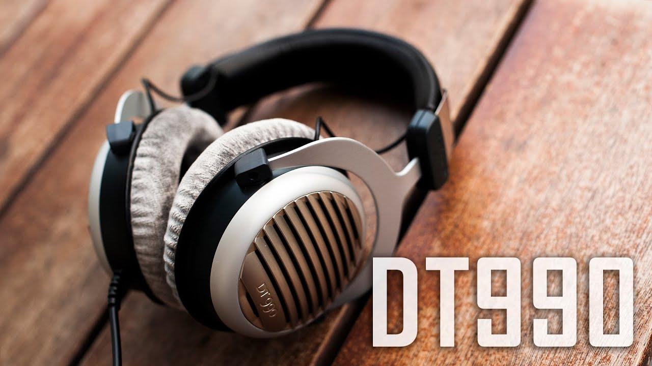 Beyerdynamic DT-990-pro 250 Headphones - Review