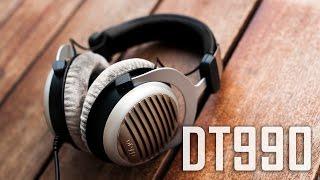Video Beyerdynamic DT990 (250 ohms) Premium Headphones Review download MP3, 3GP, MP4, WEBM, AVI, FLV Agustus 2018