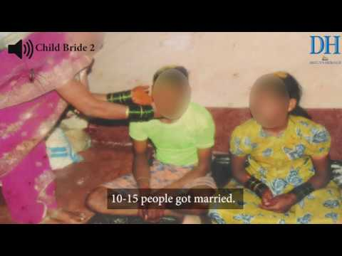 Just a reminder > Child Marriage Alive and thriving in Karnataka