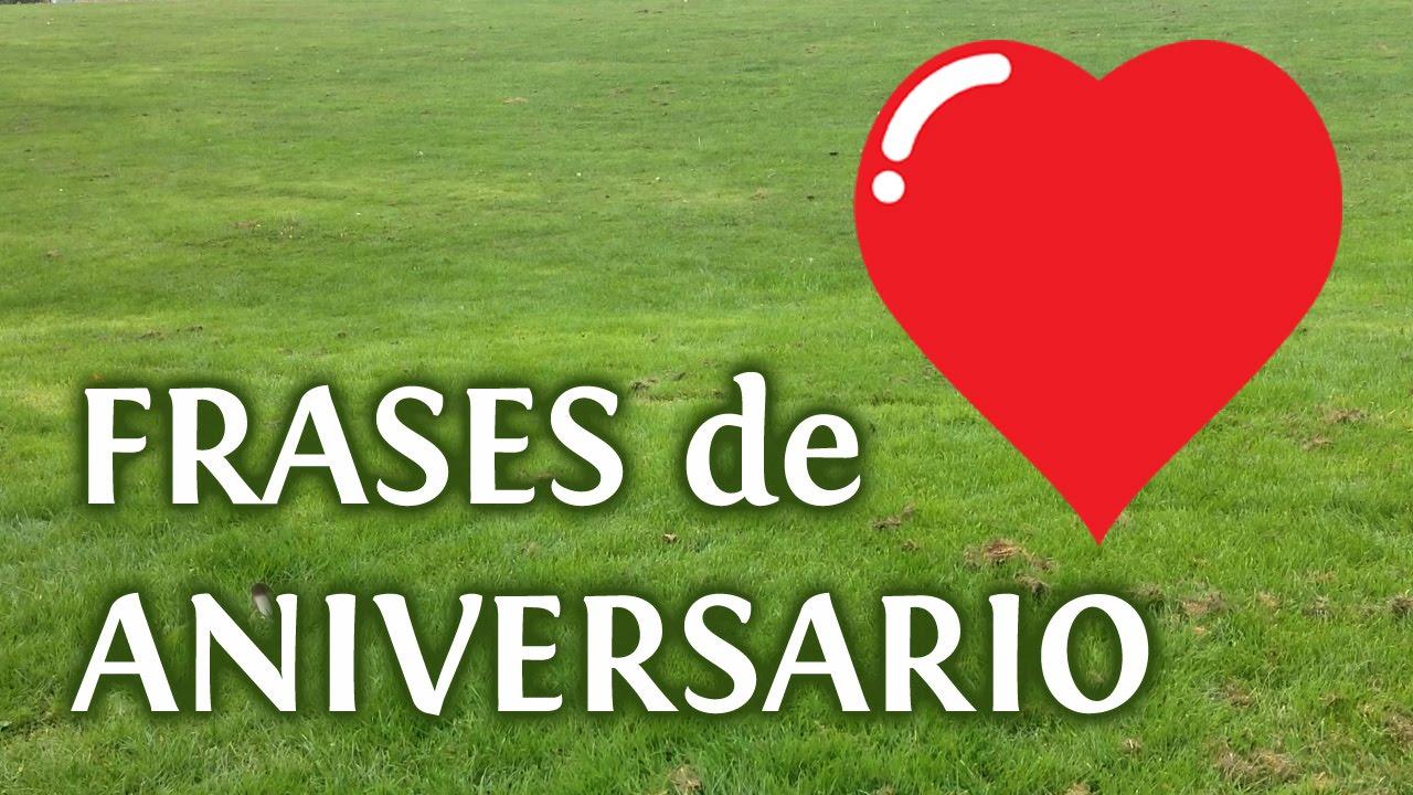 Frases De Aniversario De Casados: 10 Frases Lindas De Aniversario Para Tu Amor